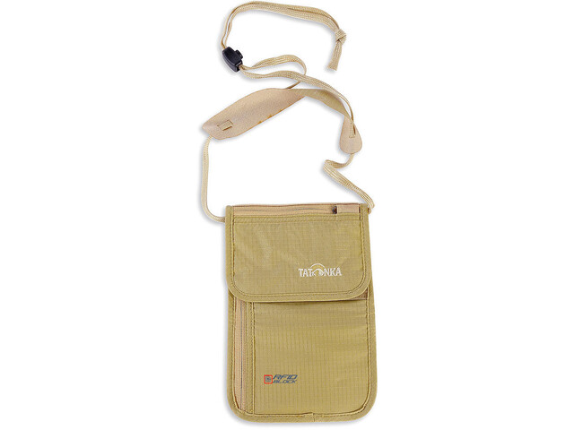 Tatonka Skin Neck Pouch RFID B, natural
